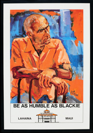 Maui Blackie´s Humble Poster