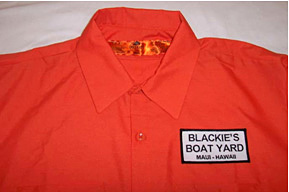 Blackie´s Boat Yard Work Shirts